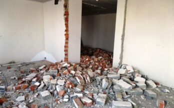 Демонтаж стен в Перми
