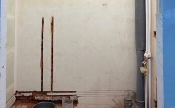 Штробление стен в Перми